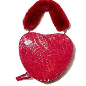 Valfre Heart Shaped Marilyn Purse